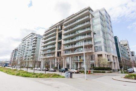 R2389823 - 804 1633 ONTARIO STREET, False Creek, Vancouver, BC - Apartment Unit