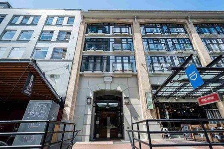 R2389894 - 203 1275 HAMILTON STREET, Yaletown, Vancouver, BC - Apartment Unit
