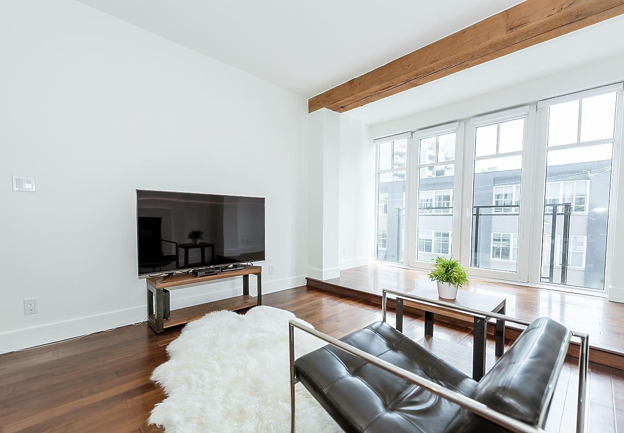 203 1275 Hamilton Street, Vancouver - 1 bed, 1 bath - For