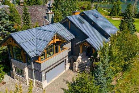 R2390173 - 8033 NICKLAUS NORTH BOULEVARD, Green Lake Estates, Whistler, BC - House/Single Family