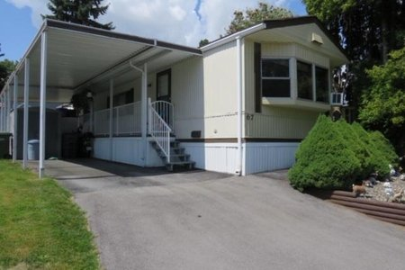 R2390492 - 67 7790 KING GEORGE BOULEVARD, East Newton, Surrey, BC - Manufactured