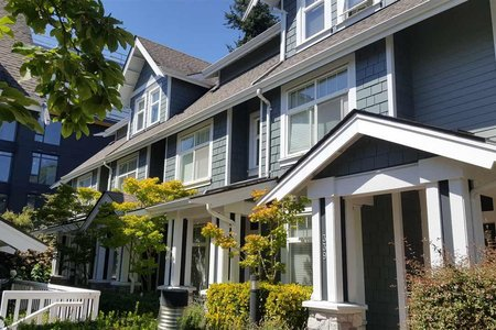 R2391020 - 345 W 59TH AVENUE, South Cambie, Vancouver, BC - Townhouse