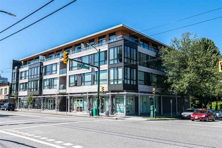 R2391108 - 306 5325 WEST BOULEVARD, Kerrisdale, Vancouver, BC - Apartment Unit