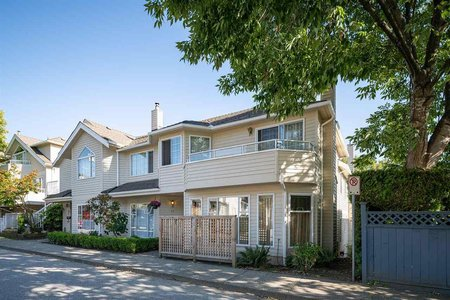 R2391133 - 17 839 W 17TH STREET, Mosquito Creek, North Vancouver, BC - Townhouse
