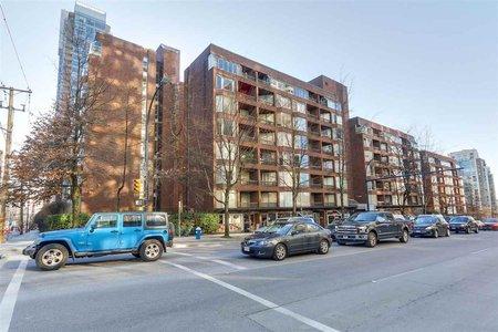 R2391541 - 618 1330 BURRARD STREET, Downtown VW, Vancouver, BC - Apartment Unit