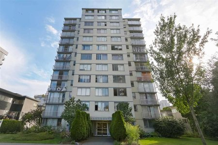 R2391585 - 1103 1250 BURNABY STREET, West End VW, Vancouver, BC - Apartment Unit