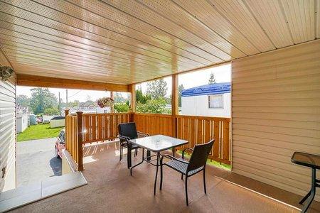 R2392862 - 17 6280 KING GEORGE BOULEVARD, Panorama Ridge, Surrey, BC - Manufactured