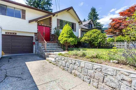 R2392886 - 3639 CAMPBELL AVENUE, Lynn Valley, North Vancouver, BC - House/Single Family