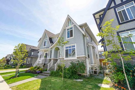 R2393218 - 20928 80A AVENUE, Willoughby Heights, Langley, BC - Row House (Non-Strata)