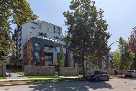 R2393546 - 608 7228 ADERA STREET, South Granville, Vancouver, BC - Apartment Unit