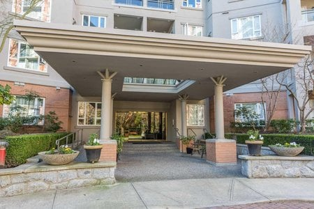 R2393795 - 403 5683 HAMPTON PLACE, University VW, Vancouver, BC - Apartment Unit