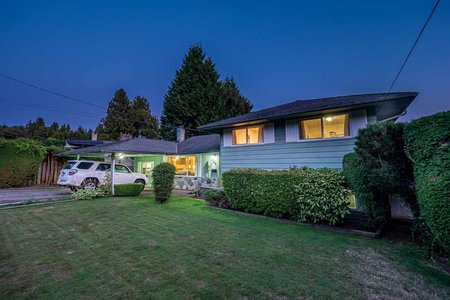 R2393837 - 629 SILVERDALE PLACE, Upper Delbrook, North Vancouver, BC - House/Single Family