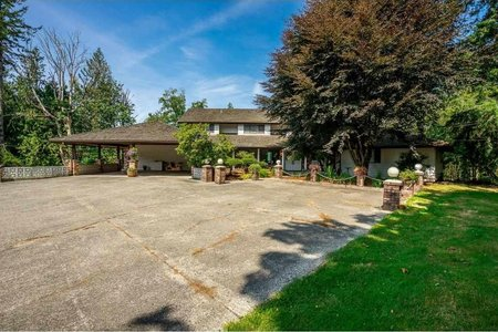 R2393943 - 27161 18 AVENUE, Otter District, Langley, BC - House with Acreage