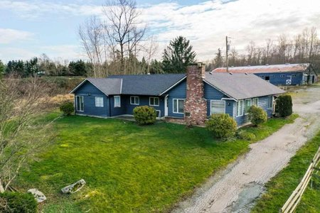 R2394111 - 21026 16 AVENUE, Campbell Valley, Langley, BC - House with Acreage