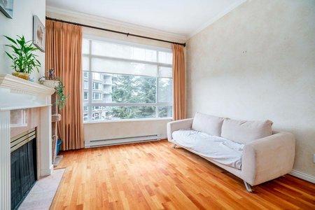 R2394304 - 424 5735 HAMPTON PLACE, University VW, Vancouver, BC - Apartment Unit