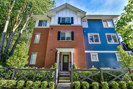 R2394314 - 1 16458 23A AVENUE, Grandview Surrey, Surrey, BC - Townhouse