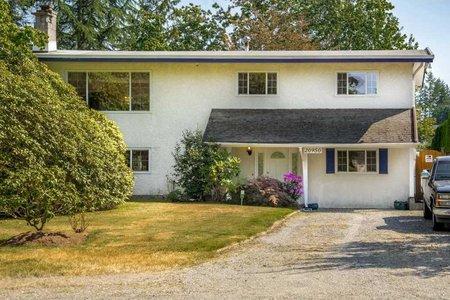R2394398 - 20950 45A AVENUE, Langley City, Langley, BC - House/Single Family