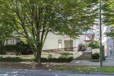 R2394423 - 202 1042 NELSON STREET, West End VW, Vancouver, BC - Apartment Unit