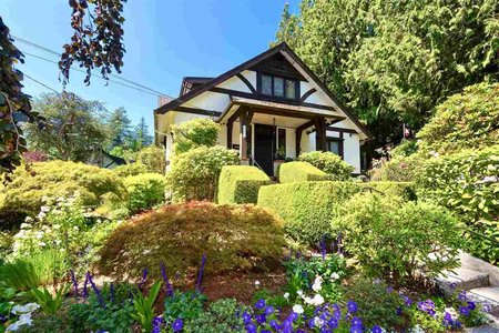R2394620 - 4455 PICCADILLY NORTH, Caulfeild, West Vancouver, BC - House/Single Family