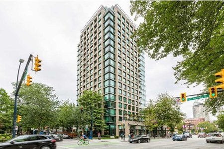 R2394702 - 1405 1003 BURNABY STREET, West End VW, Vancouver, BC - Apartment Unit