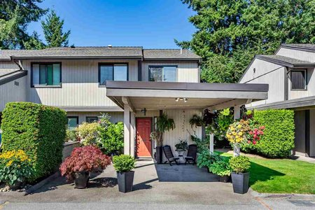 R2394853 - 6 6712 BAKER ROAD, Sunshine Hills Woods, Delta, BC - Townhouse
