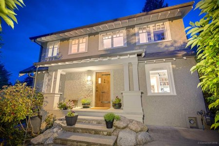 R2394865 - 3528 CREERY AVENUE, West Bay, West Vancouver, BC - House/Single Family