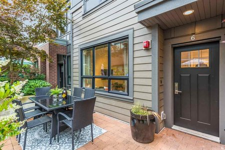 R2394904 - 6 3508 MT SEYMOUR PARKWAY, Northlands, North Vancouver, BC - Townhouse