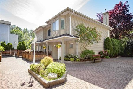R2395022 - 4 815 TOBRUCK AVENUE, Mosquito Creek, North Vancouver, BC - Townhouse