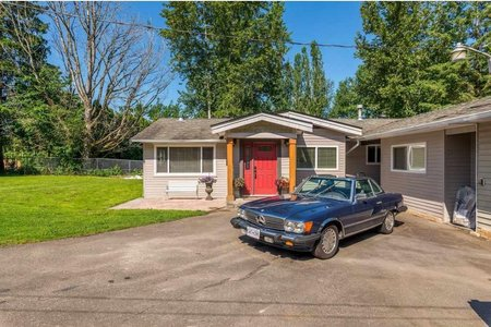 R2395117 - 23685 OLD YALE ROAD, Campbell Valley, Langley, BC - House/Single Family