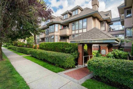 R2395153 - E206 623 W 14TH AVENUE, Fairview VW, Vancouver, BC - Apartment Unit