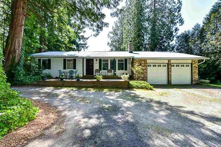 R2395332 - 16 CLOVERMEADOW CRESCENT, Salmon River, Langley, BC - House with Acreage
