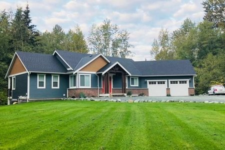 R2395378 - 5863 260 STREET, County Line Glen Valley, Langley, BC - House with Acreage