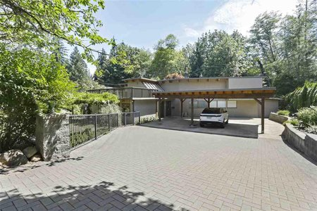 R2395860 - 870 WILDWOOD LANE, British Properties, West Vancouver, BC - House/Single Family