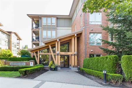 R2396075 - 420 1111 E 27TH STREET, Lynn Valley, North Vancouver, BC - Apartment Unit