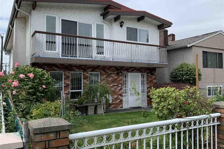 R2396149 - 4847 EARLES STREET, Collingwood VE, Vancouver, BC - House/Single Family