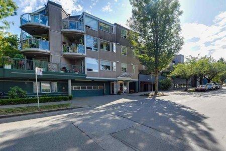 R2396391 - 207 908 W 7TH AVENUE, Fairview VW, Vancouver, BC - Apartment Unit