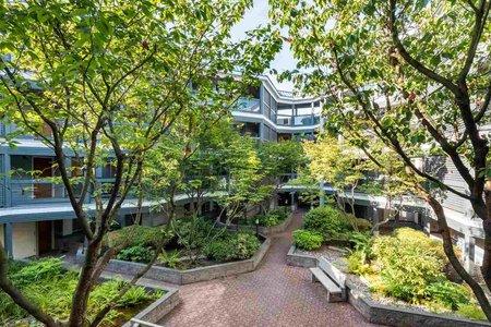 R2396643 - 204 1345 W 4TH AVENUE, False Creek, Vancouver, BC - Apartment Unit