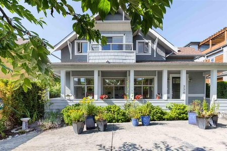 R2396645 - 256 W 17TH STREET, Central Lonsdale, North Vancouver, BC - House/Single Family
