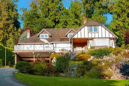 R2397870 - 5225 KEITH ROAD, Caulfeild, West Vancouver, BC - House/Single Family