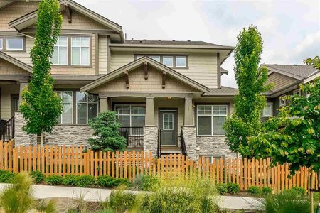 R2398147 - 19 7138 210 STREET, Willoughby Heights, Langley, BC - Townhouse