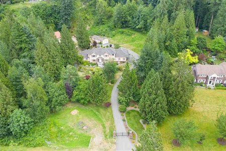 R2398309 - 25784 82 AVENUE, County Line Glen Valley, Langley, BC - House with Acreage