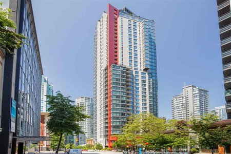 R2398863 - 501 1211 MELVILLE STREET, Coal Harbour, Vancouver, BC - Apartment Unit
