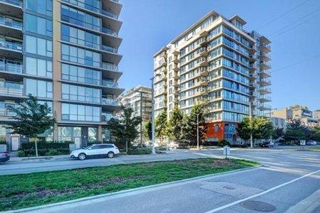 R2398933 - 205 1833 CROWE STREET, False Creek, Vancouver, BC - Apartment Unit