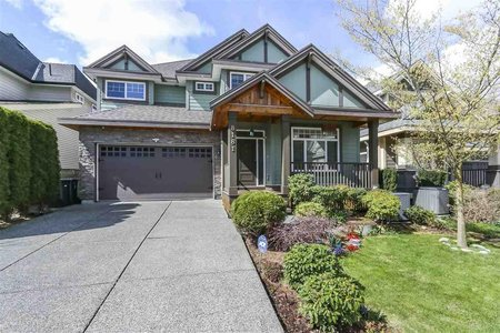 R2398936 - 8181 211 STREET, Willoughby Heights, Langley, BC - House/Single Family
