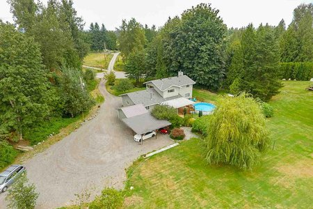 R2399088 - 6165 NATHAN PLACE, Bradner, Abbotsford, BC - House with Acreage