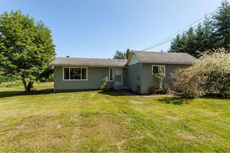R2400258 - 4208 248 STREET, Salmon River, Langley, BC - House with Acreage