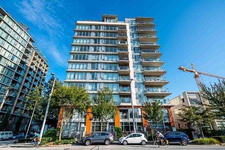 R2401230 - 1009 1833 CROWE STREET, False Creek, Vancouver, BC - Apartment Unit
