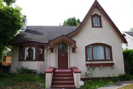 R2401771 - 2438 W 49TH AVENUE, S.W. Marine, Vancouver, BC - House/Single Family