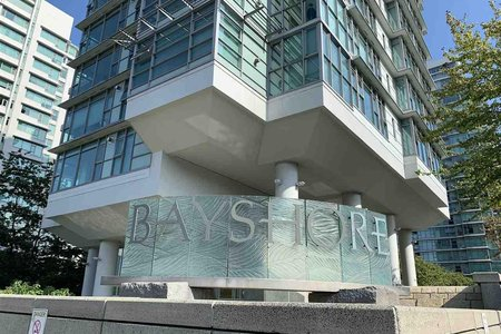 R2402084 - 403 1790 BAYSHORE DRIVE, Coal Harbour, Vancouver, BC - Apartment Unit