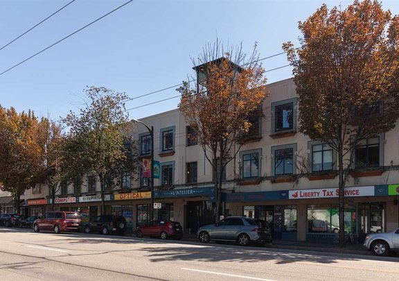 218 2556 E HASTINGS STREET, Vancouver - R2402149